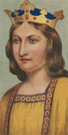 Queen Eleanor of Provence; King Henry III of England Queen Eleanor, Culture Of France, Eleanor Of Aquitaine, Tudor Dynasty, Plantagenet, Mystery Of History, King Henry, European History, Historical Pictures