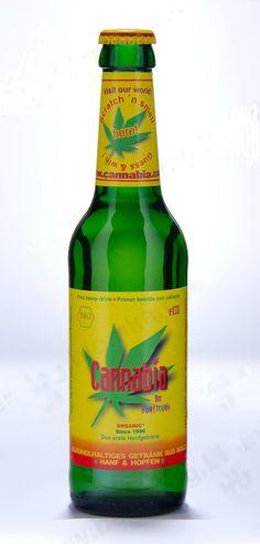 Cannabia, Spice/Herb/Vegetable 4,9 % ABV (Kronenbrauerei Wahl, Alemania)
