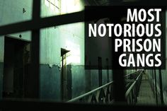 gangs within the prison system A prison gang is an inmate organization that operates within a prison system it has a corporate entity and exists into perpetuity its membership is restrictive, mutually exclusive, and.