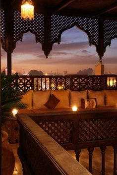 Moorish architecture & Moroccan art