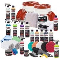 Adam's Premium Flex Porter Cable 7424 XP Polisher Kit  NEW 4th Generation Wave Pattern Pad System!  Includes Porter Cable 7424 XP Polisher  Paint Correction Made Easy