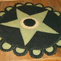 star penny rug