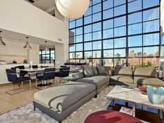 wow - Inside one of my favorite apt buildings next to the High Line