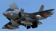 F-35B looking mean.