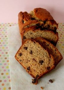Peanut Butter Chocolate Chip Bread | The Sweet {Tooth} Life