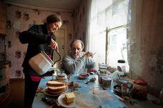 Mitchell Kanashkevich / Phillip and Vera, the Gypsies of Vidzy / village Vidzy, Belarus, 2009