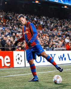 Me gusta, 4 comentarios - Football Football Brazil, Neymar Football, Messi Soccer, Football Icon, Best Football Players, Retro Football, World Football, Soccer Players, Fc Barcelona