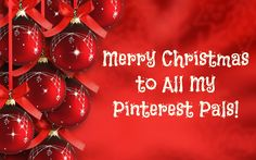 ...wishing all of you the merriest of Christmases!