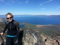 Mt. Tallac, Lake Tahoe, CA, Elev. 9,738'