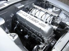 Last additions - 1976 280Z Turbo Engine 2 - Motorsport Auto Z Gallery!