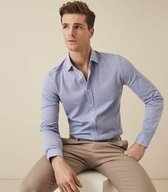 47 Adorable Blue Outfits Ideas For Mens Styles To Copy Asap Summer Business Attire, Business Dress, Business Formal, Autumn Outfits Curvy, Formal Men Outfit, Stylish Mens Outfits, Herren Outfit, Men Style Tips, Male Style