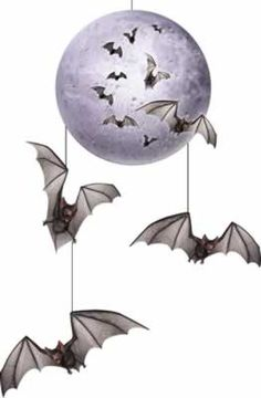 9e48361f1459 Beistle 00372 Halloween Mobile Hanging Party Decorating Item, 30-Inch  #Beistle #Halloween