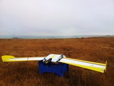 Q-200 Agri Pro #drone in a field
