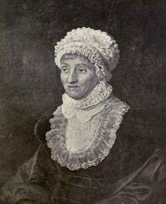 Caroline Lucretia Herschel (16 de marzo de 1750 – 9 de enero de 1848) Fue una astrónoma inglesa de origen alemán.. Trabajó con su hermano Sir William Herschel ayudándole tanto en la elaboración de sus telescopios como en sus observaciones. Descubrió ocho cometas entre los que destaca el correo (periódico) Herschel-Rigollet, que lleva su nombre pues lo descubrió el 21 de diciembre de 1788.