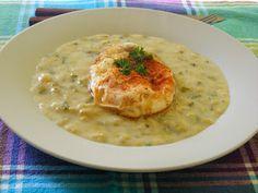 Makacska konyhája: Köménymagos kelkáposzta főzelék