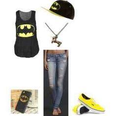 Batman swag