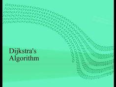 Finding the shortest path using Dijkstra's Algorithm