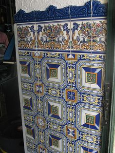 Lisboa, Portugal tiles