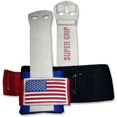 Super Grip W/ Velcro & Flag