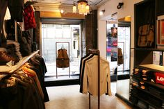 Nagpeople | Men's and women's store | Ben Sherman | Filson | Canada Goose | G-Lab | Levis etc. | Visit us at www.nagpeople.com