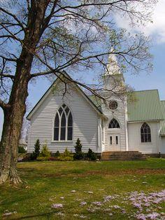 Saint Pauls Evangelical Church Aurora, WV