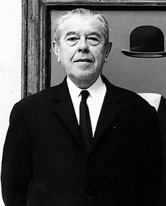 Rene Magritte and his paintings