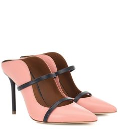 MALONE SOULIERS | Maureen leather mules #Shoes #Pumps #High-heel #MALONE SOULIERS