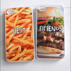 BFF iPhone cases