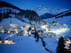 An Austrian Christmas eve
