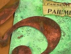 Tips on sealing different patinas on metal
