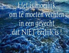 Héél moeilijk! Qoutes, Funny Quotes, Dutch Words, Lonely Quotes, Nerve Pain, True Words, Slogan, Affirmations, How Are You Feeling