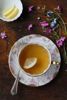 Tea Time by Marina Varuolo