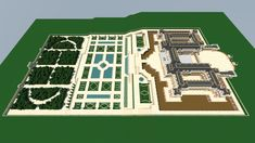 Minecraft Garden, Minecraft Plans, Minecraft Stuff, Historical Architecture, Architecture Plan, Architecture Details, Minecraft City Buildings, Minecraft Houses, Urban Design Plan