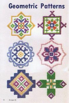 Palestinian cross st