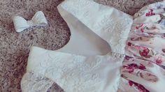 """21 curtidas, 1 comentários - O ateliê (@oatelie) no Instagram: """"Tem vestido fofo e branquinho disponível para as festas de fim de ano! 😄😊💕 tam. 4 👏🎀 #oatelie…"""""""