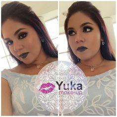 💋make up urbant💜  Realiza tu cita de belleza📱6699415513  #yuka_make_up