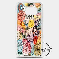 5Sos Collage C01 Samsung Galaxy S8 Plus Case   casescraft