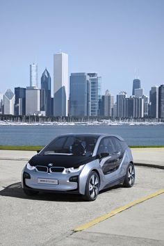 2011 BMW i3. Why couldn't they put an electric motor in a normal 3 series body? Ugly.