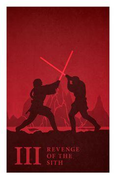 Star Wars Poster Series - Created by Jonathan Ellis