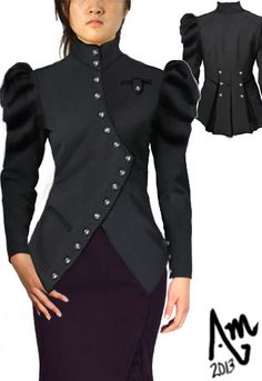 Steam Punk Sweater by Amber Middaugh$7.00( Design Auction- if it bids high enough ChicStar will make this desing in the winners size ) Use my designer's coupon code for 30% off these pants or any ChicStar purchase. The code is: AMBERMIDDAUGH