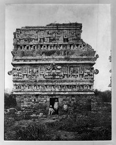 maya Palenque Copan chichen itza maudslay mayan architecture
