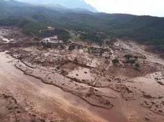 JESUS CRISTO, A ÚNICA ESPERANÇA: O quê o mar de lama em Mariana, e o poço de lama d...