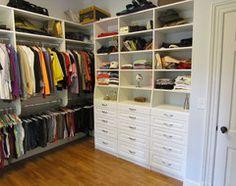 Houzz Call: Closet Storage Solutions