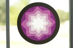 rose window made by K for C by Frontier Dreams, via Flickr