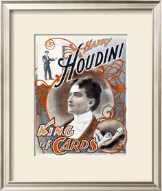 "Harry Houdini was a Hungarian-American stunt performer from Appleton, WI, he was noted for his sensational escape acts. He first attracted notice as ""Harry Handcuff Houdini"" on a tour of Europe, where he challenged different police forces to try to keep him locked up. Wikipedia The Houdini Museum is in Appleton, WI."