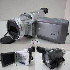 DV-565DB パナソニック等ビデオカメラ3台セット ジャンク