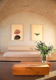 Zen & relaxing.