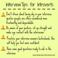 Interview Advice - Engage the Interviewer | Job Search, Job ...