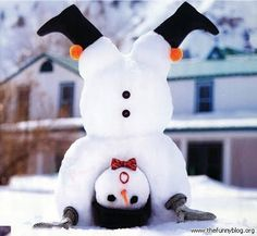 Funny Snowman | funny-snowman-snowman-pictures