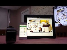 ▶ Domotica All Smart Device Control - YouTube